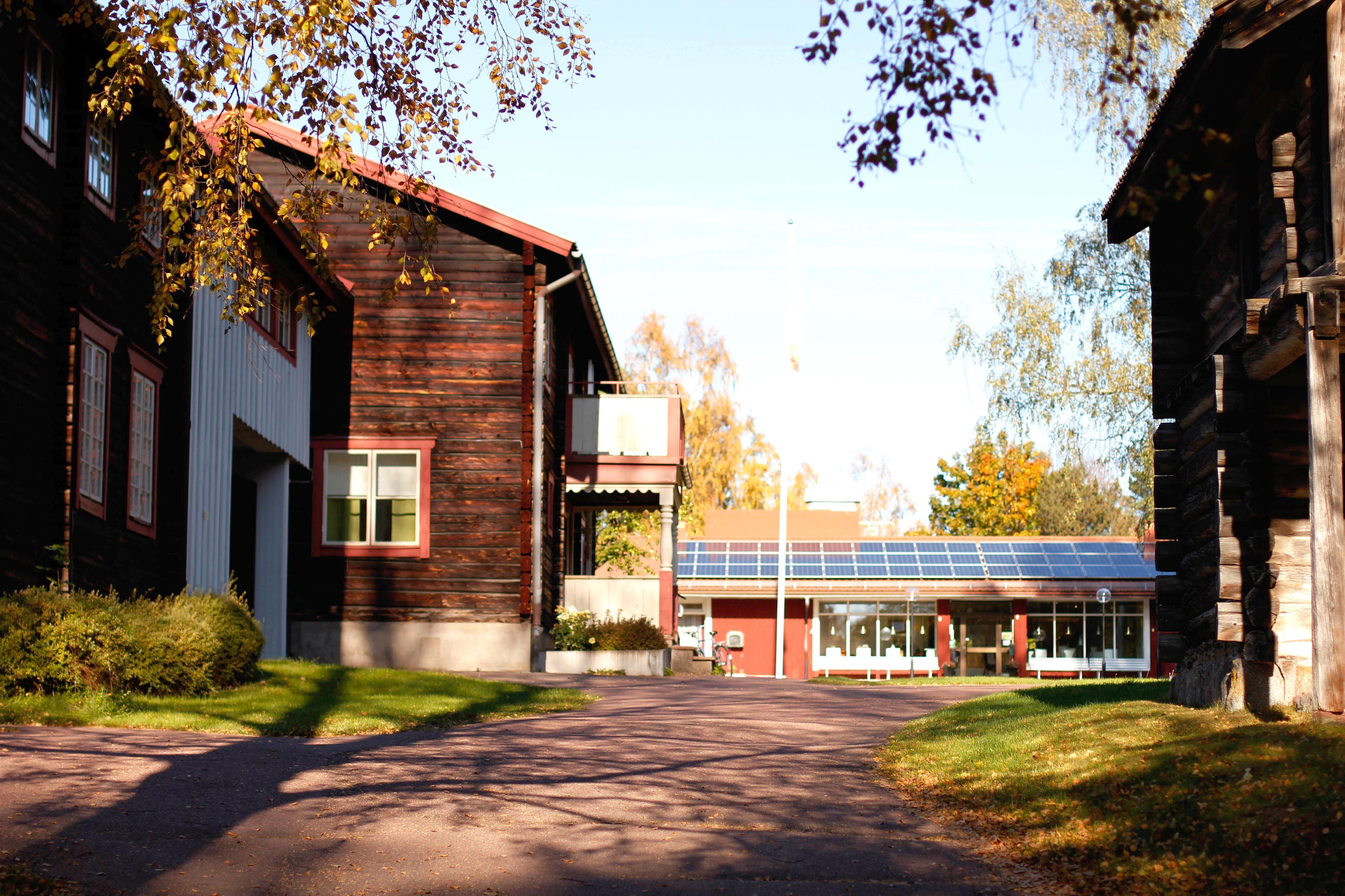 Leksands Folkhögskola Restaurang