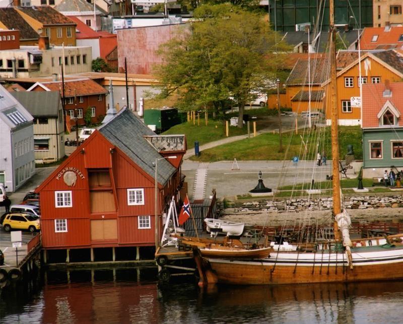 © Polarmsueet, Polarmuseet i Tromsø
