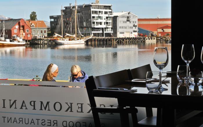 © Fiskekompaniet Sjøsiden, Fiskekompaniet Sjøsiden