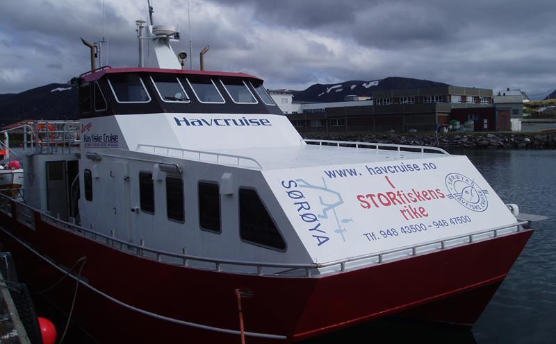 © Sørøya Havfiskecruise, MB Havcruise (12 pers.)