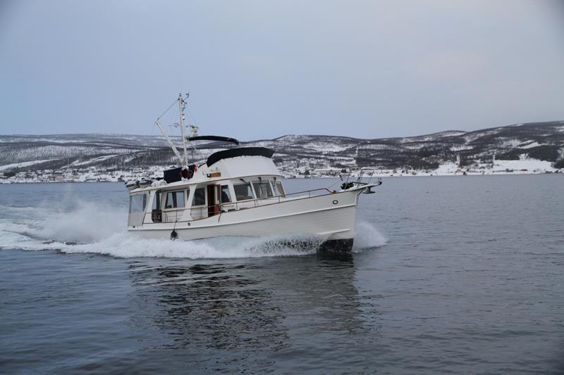 © H. Hoel Sjøtransport, Tromsøgutt (10 prs.)