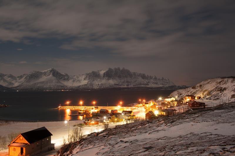 Winter wonderland at 70 degrees north - Kvænangen Adventure
