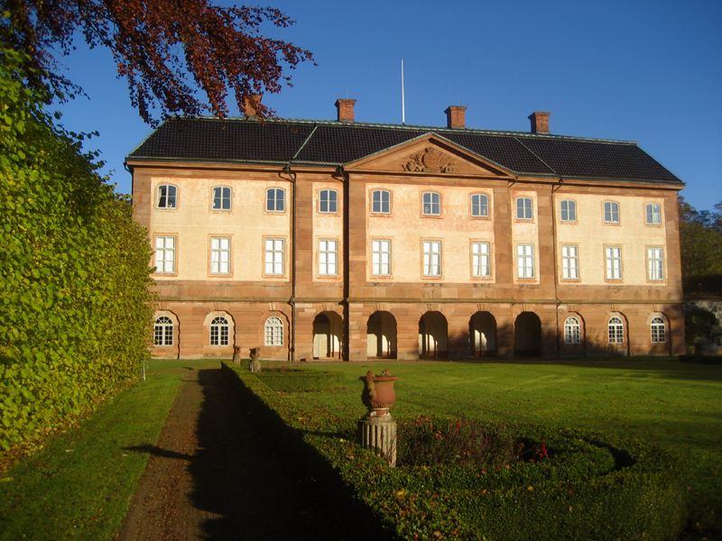 Övedsklosters slottsträdgård