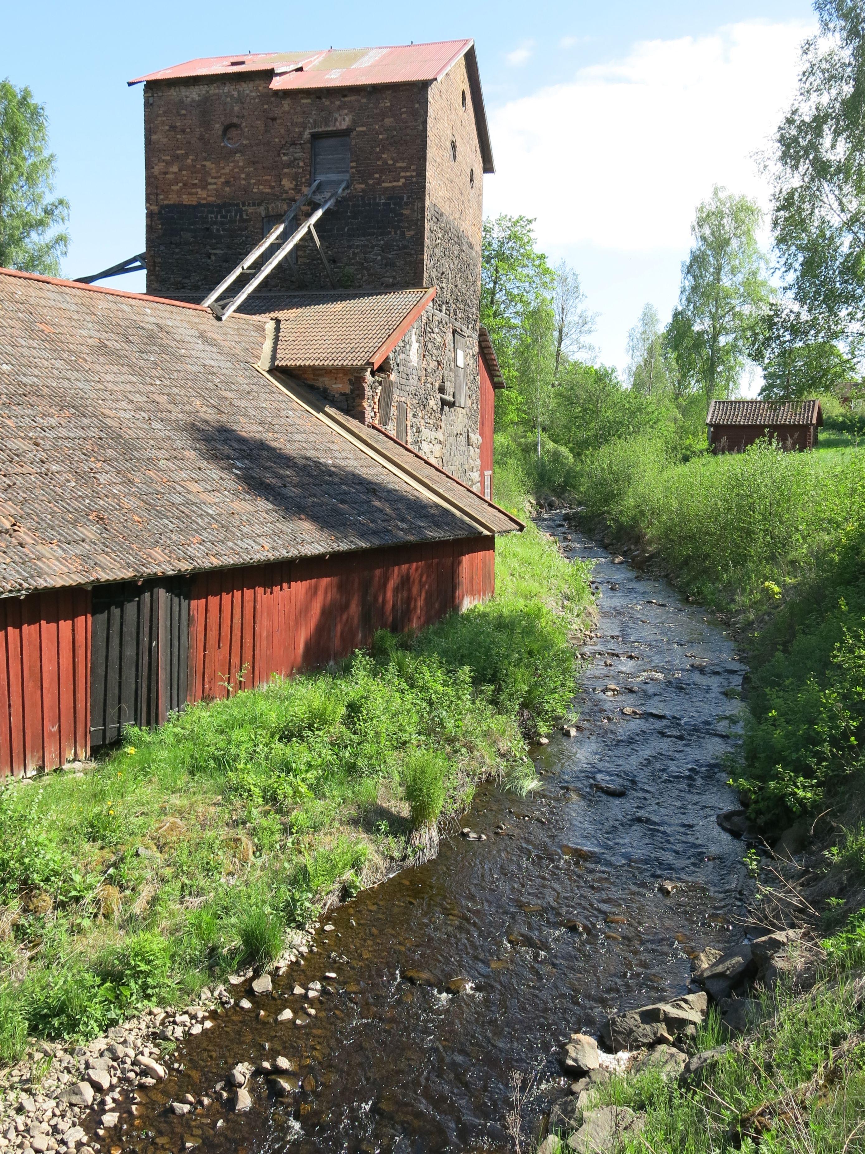 © Anna Falkengren, Ekomuseum., Flatenbergs hytta