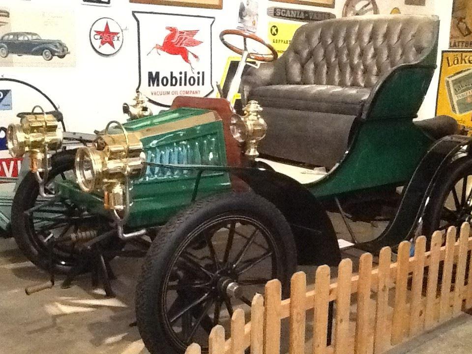 Torsångs Motormuseum, Torsångs motormuseum