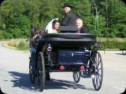 Häst & vagn Kristianopel