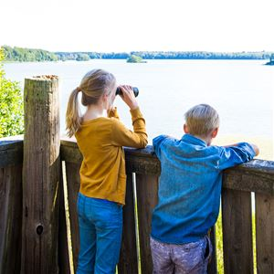 Fiskestugan i Snogeholms strövområde (Denna stuga är ej bokningsbar under 2019!)
