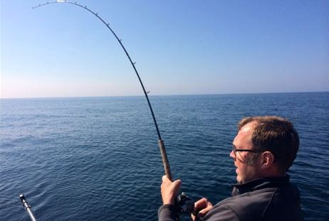 Abelfishing - Salmon and cod fishing in Simrishamn