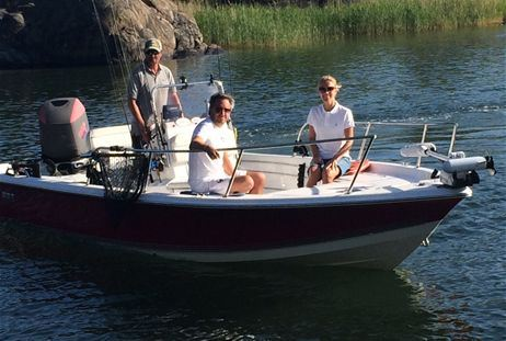 Drop in Fiske - Catch & Relax Vaxholm