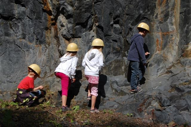 Säsongstart på Flogbergets gruvor