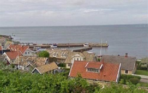 Hus med havsutsikt i Arild