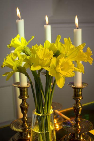Easter in Rödeby church!