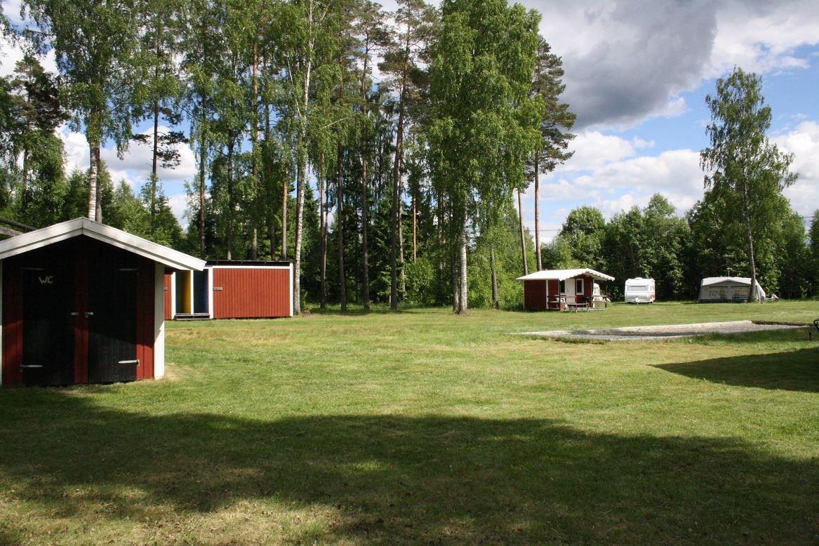 Anette Schildt, Gisshult bathing place, Gisshultasjön Lake