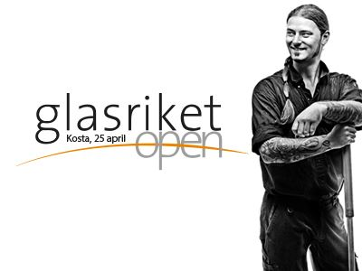 GLASRIKET OPEN 2015
