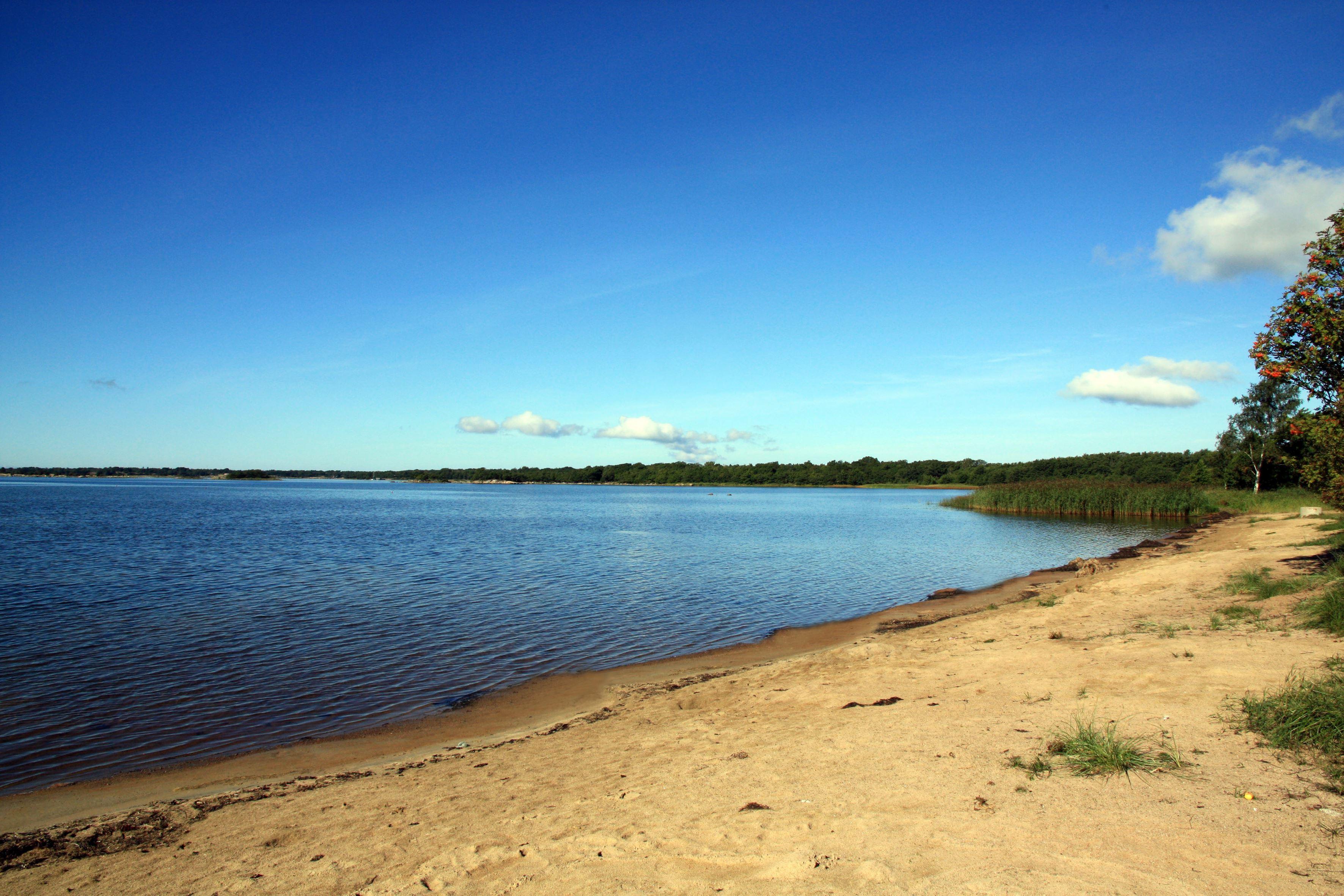 Bathing spot - Gisslevik