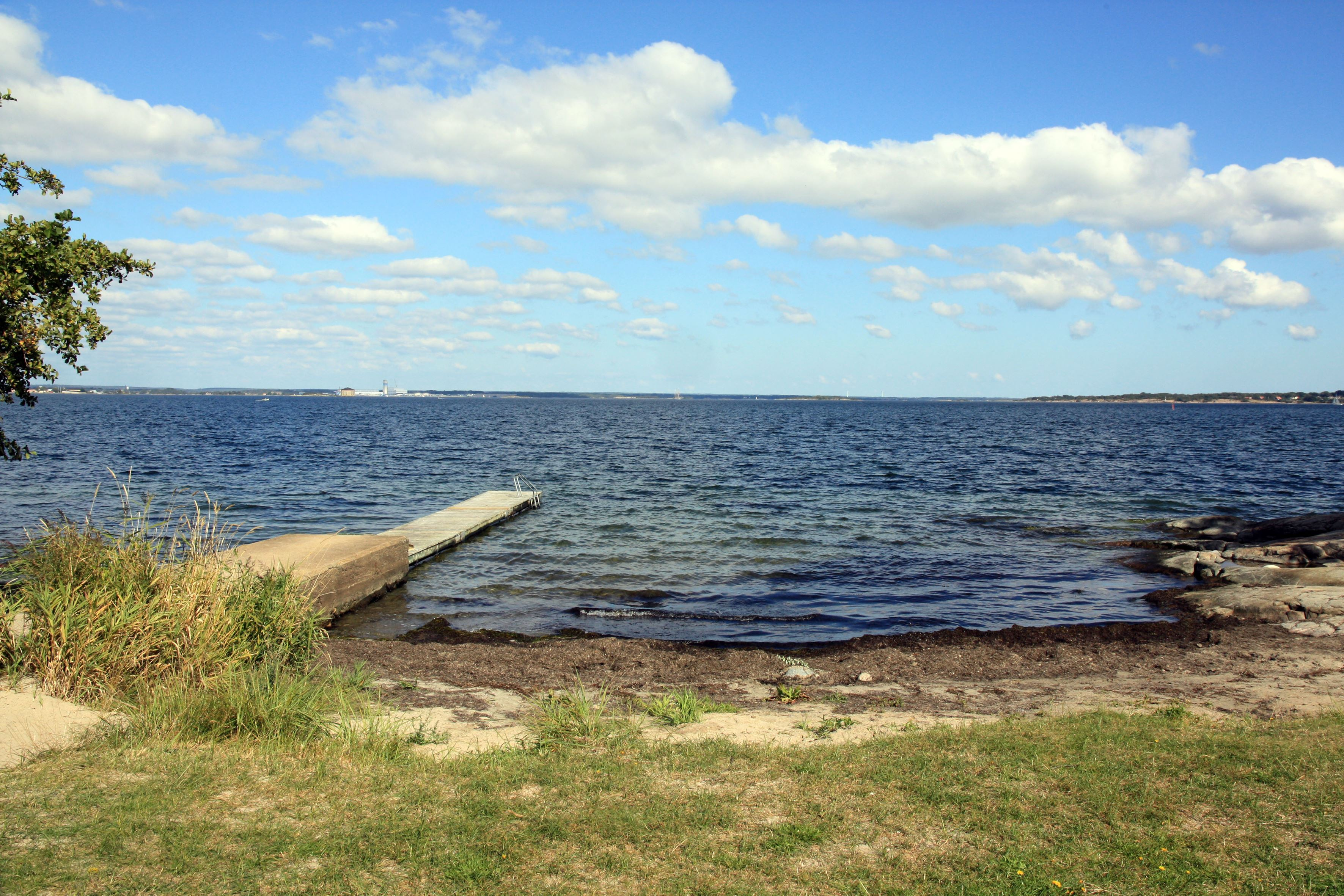 Bathing spot - Aspö