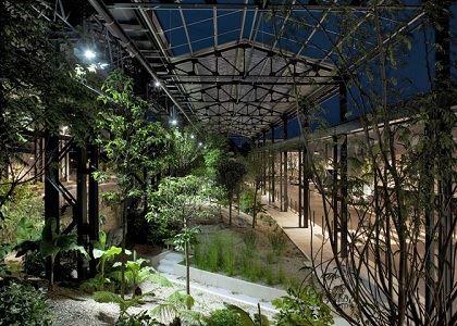Jardin des Fonderies