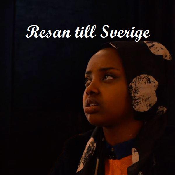 Resan till Sverige