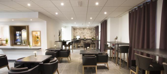 Kyriad Chambéry Centre Curial
