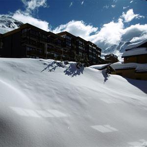 HAUTS DE LA VANOISE 319 / STUDIO 2 PEOPLE - 1 BRONZE SNOWFLAKE - CI