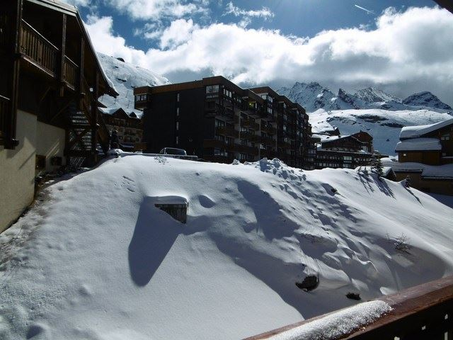 LES HAUTS DE LA VANOISE 418 / 2 PEOPLE - 1 SNOW FLAKE BRONZE - CI