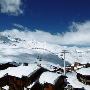 HAUTS DE LA VANOISE 603 / STUDIO 2 PERSONS - 1 BRONZE SNOWFLAKE - CI