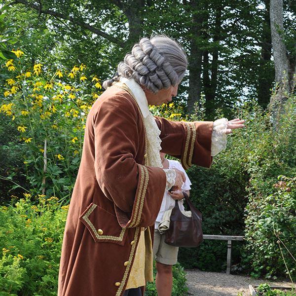 Carl Linnaeus' birthday is celebrated