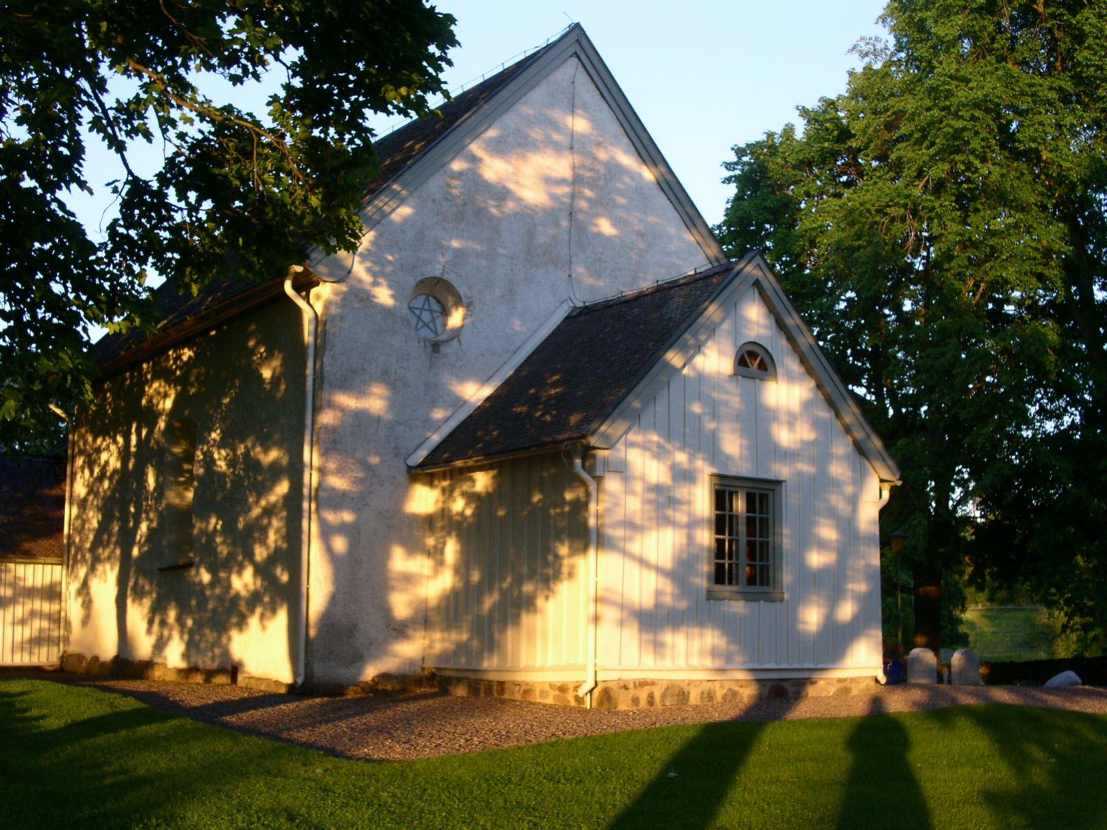 Hjärtlanda kyrka