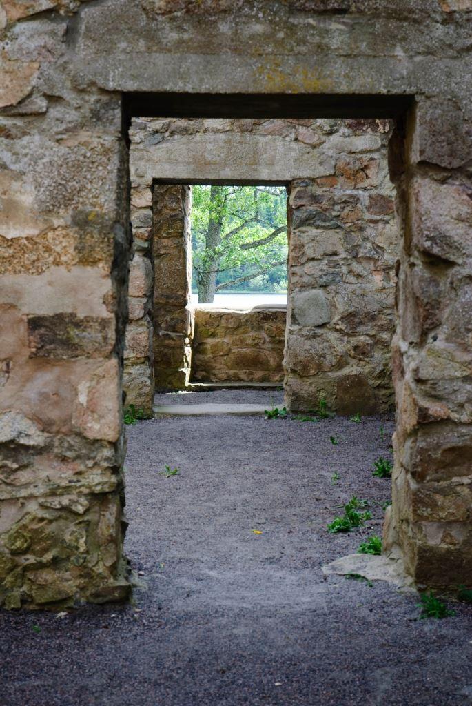 Eksjöhovgårds castle
