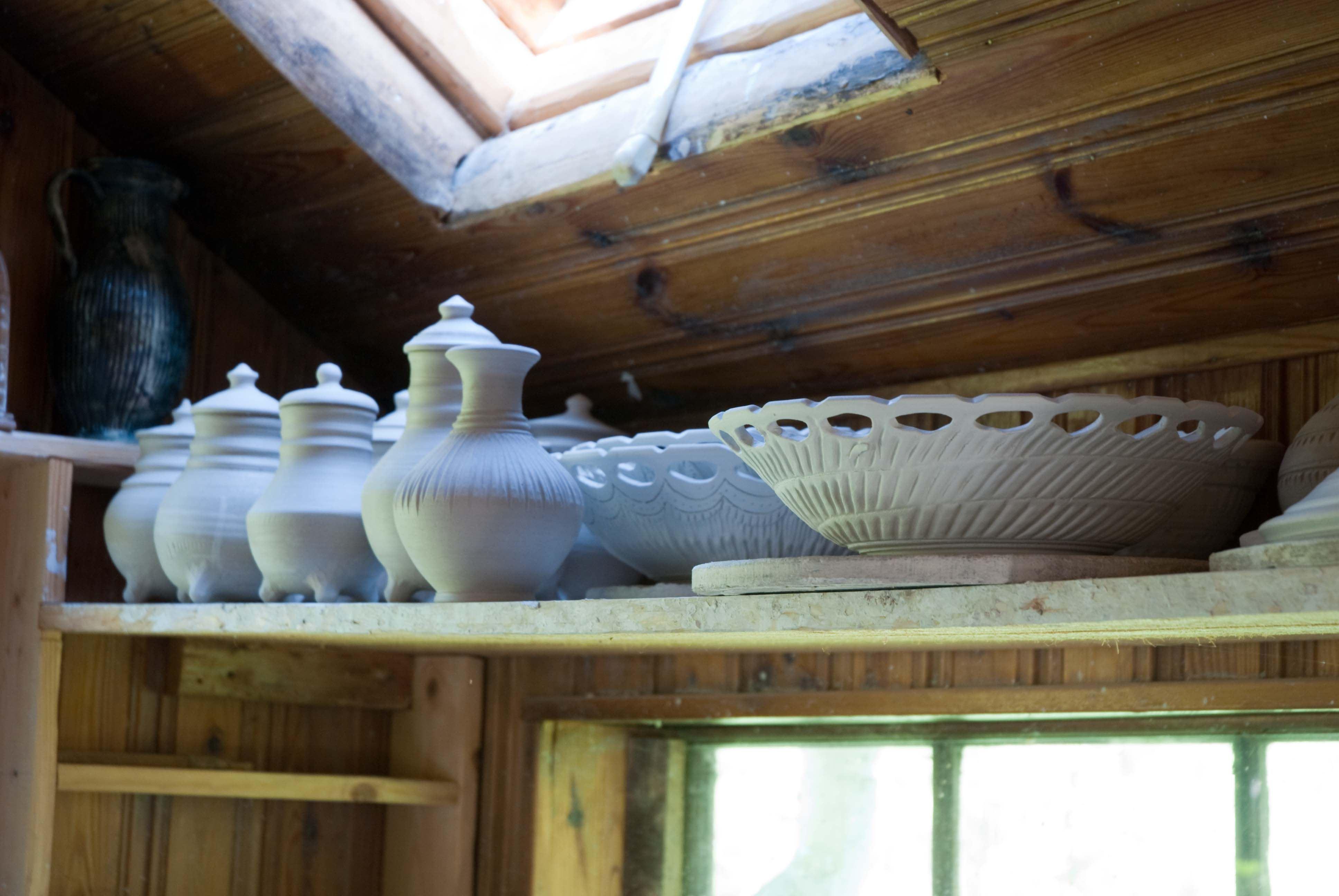 Källäng Keramik konst & trädgård