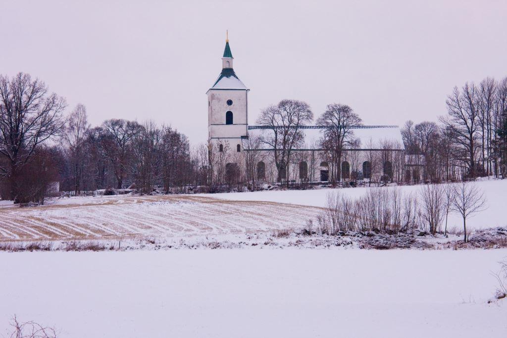 Hultsjö kyrka