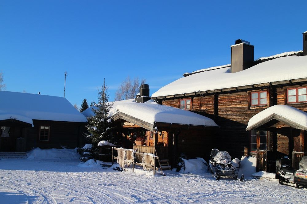 Knappgården Fjällhotell