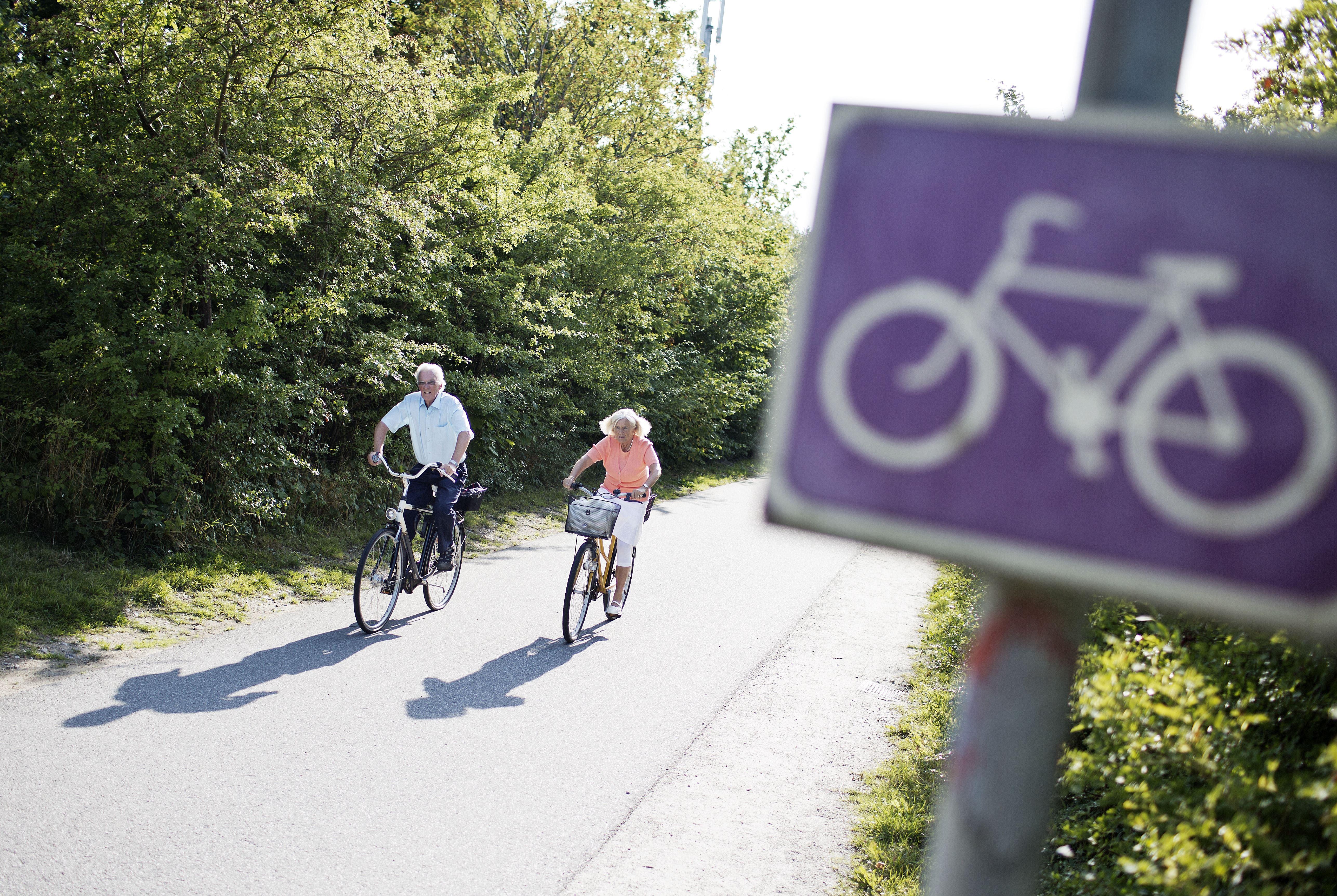 Leif Johansson, Xrayfoto, Mit dem Fahrrad in die Wikingerzeit