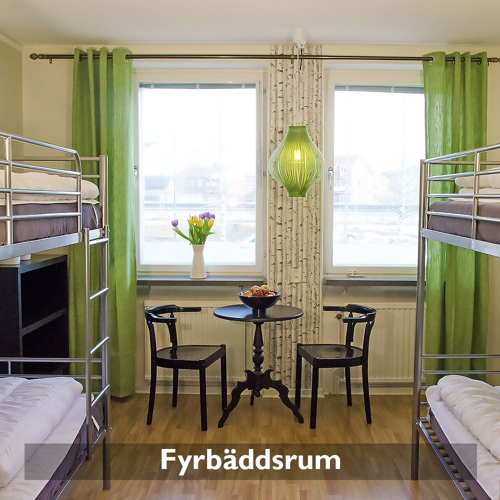 KFUM, YMCA hostel in Umeå, SVIF
