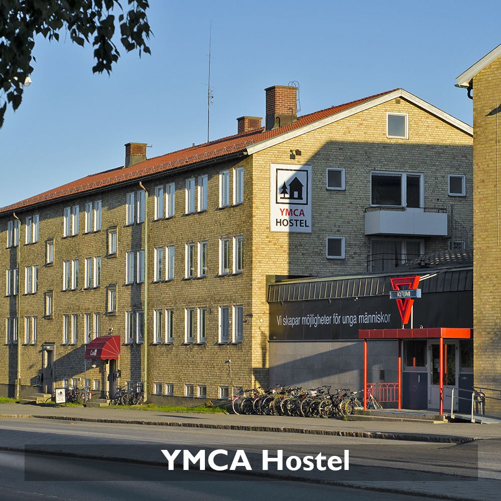 KFUM /YMCA Hostel in Umeå, SVIF