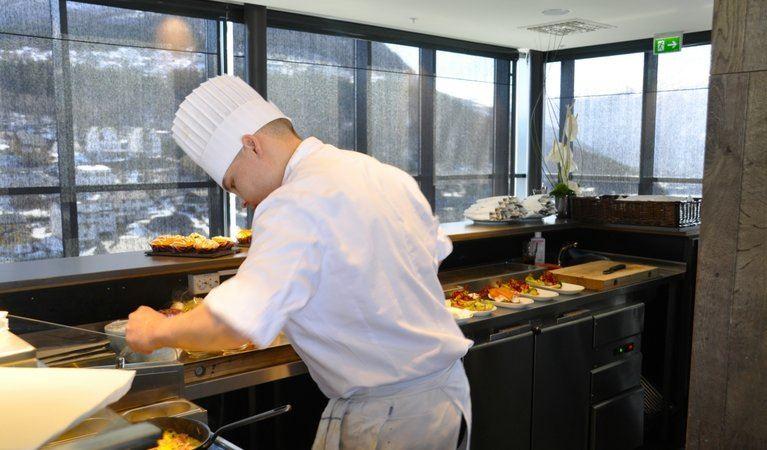 Tøtta Bar på Scandic Hotel Narvik