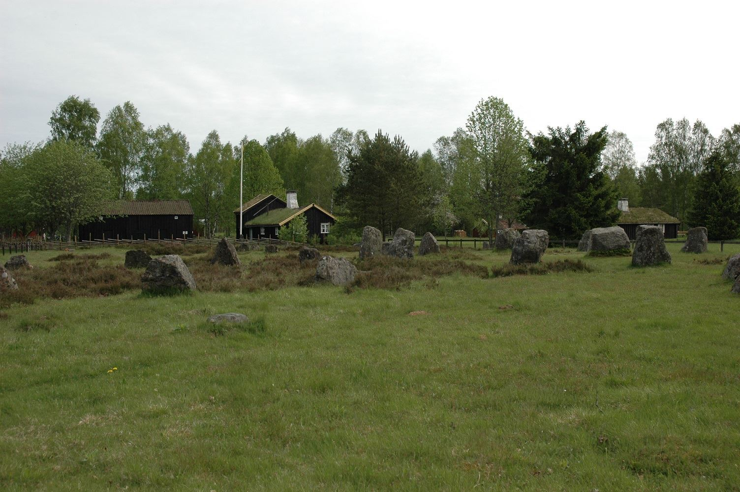 Gislaveds kommun,  © Gislaveds kommun, Domarringarna i Smålandsstenar