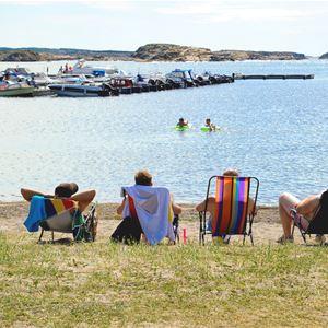 Saltviks Camping / Stugor