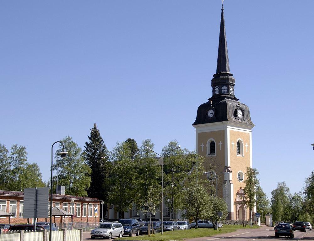 Nisse Schmidt, Älvdalens Kyrka