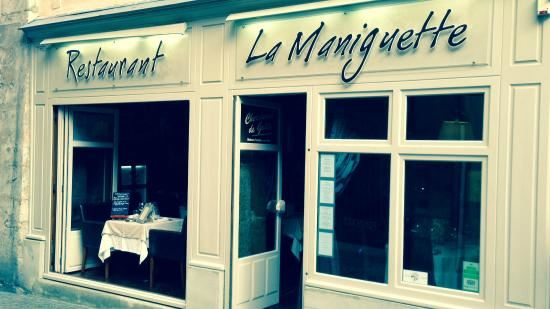 Restaurant - La Maniguette