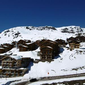 ARCELLE 414 / STUDIO 3 PERSONS - 1 BRONZE SNOWLAKES - CI