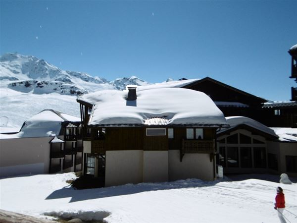 REINE BLANCHE 18 / APARTMENT 2 ROOMS 2 PERSONS - 3 SNOW FLAKES GOLD - CI