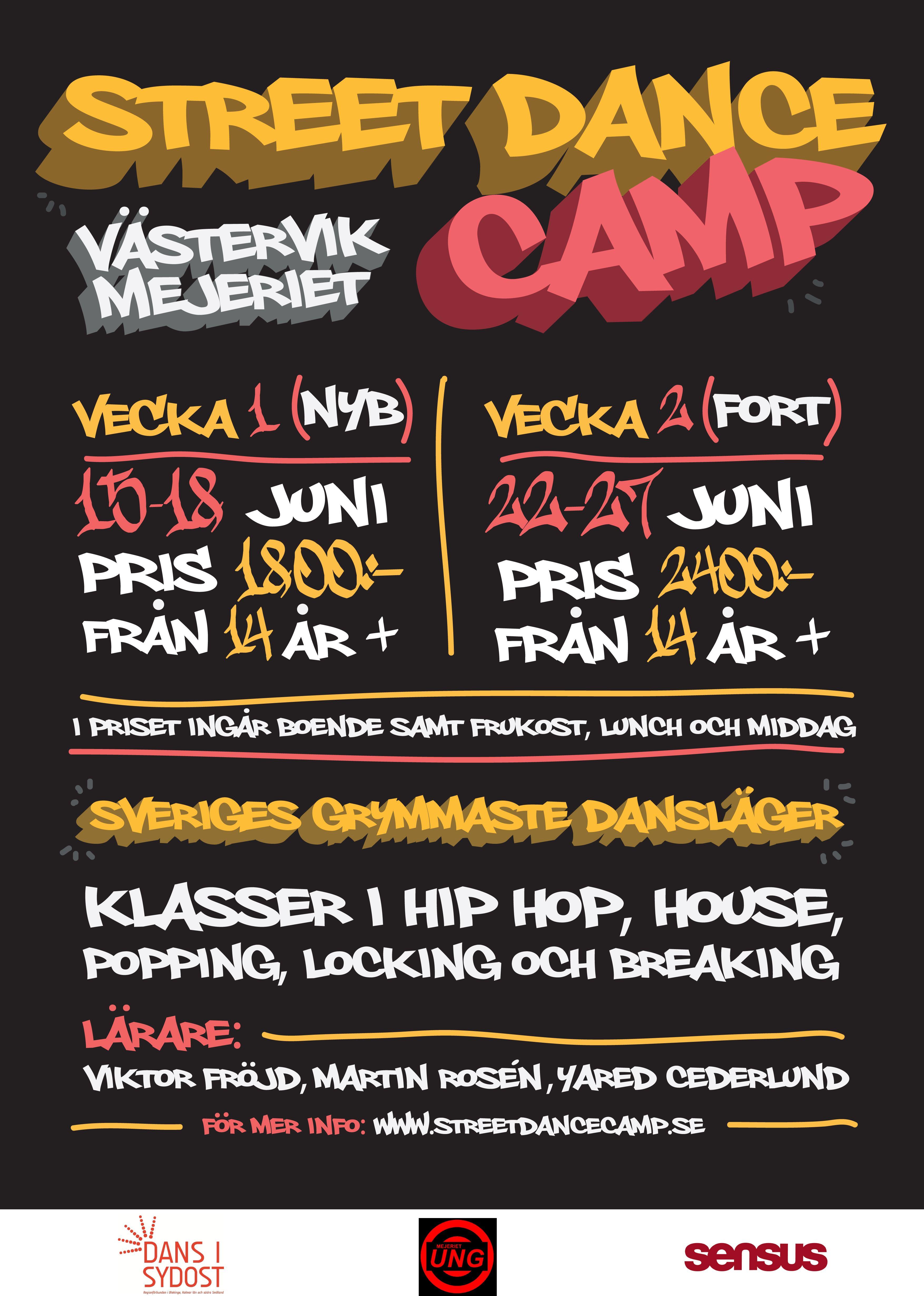 Streetdance Camp 2015
