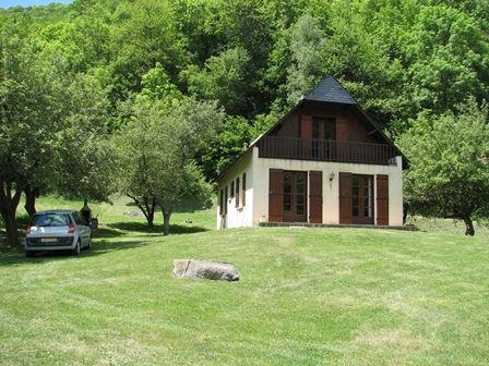 VLG309 - Maison indépendante en vallée du Louron