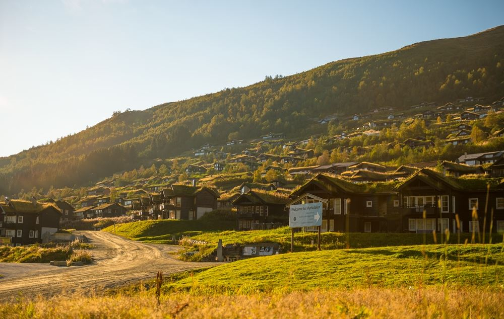 2. Myrkdalen Mountain Resort - Apartments