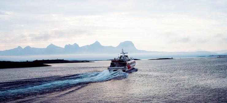 New boat connection between Brønnøysund - Leka - Rørvik