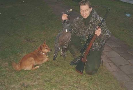 Nickbergets jaktcamp