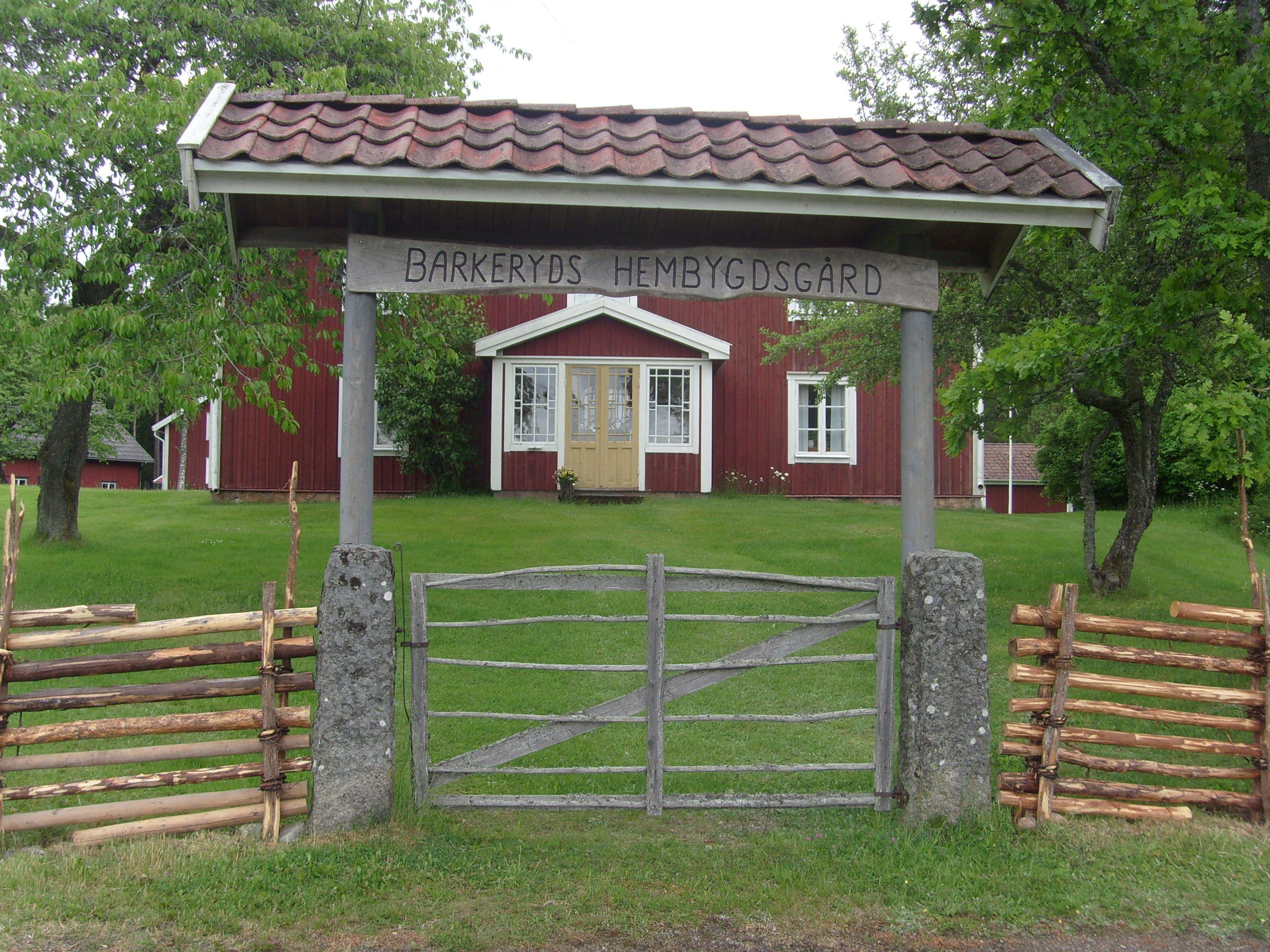 Barkeryds hembygdsmuseum