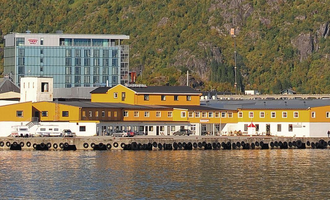 Vestfjord Hotell Lofoten