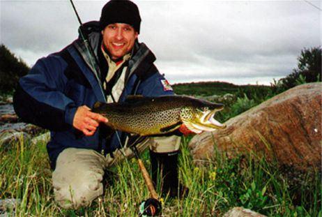 5-dagars Öring fiske
